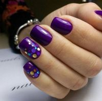 20 Bold Purple Nails Designs To Rock This Summer | Beauty
