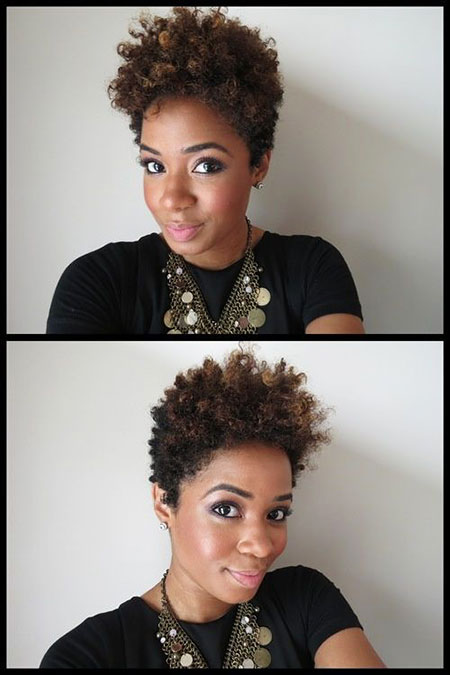 40 New Short Curly Hairstyles For Black Women New Hair Trends