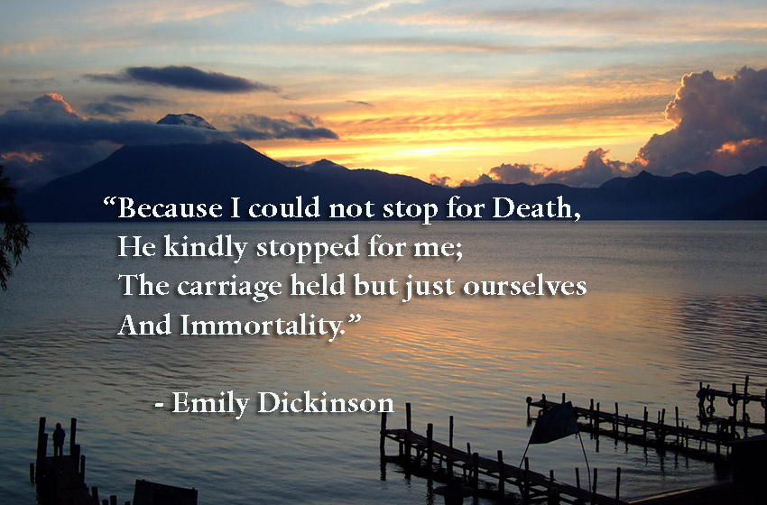 poems on death short
