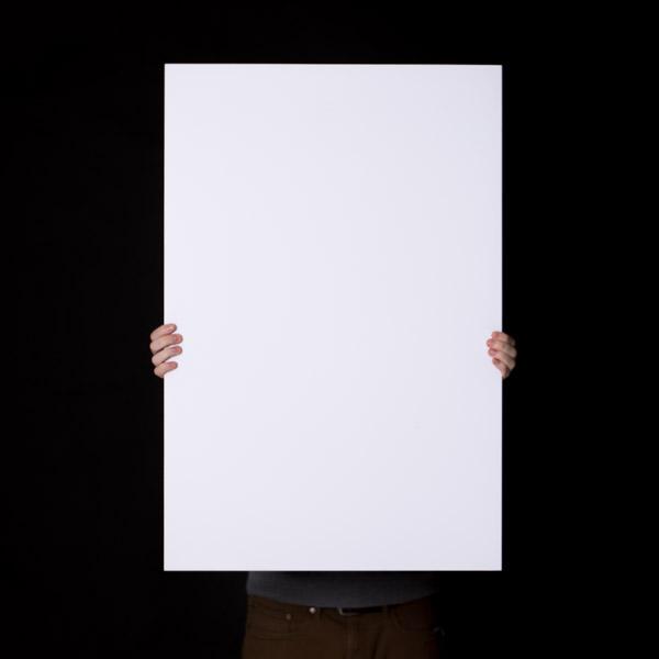 24 x 36 foam core mounted poster
