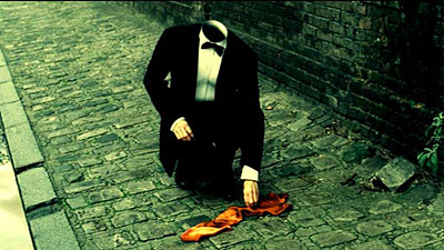 Still from The Man Without a Head