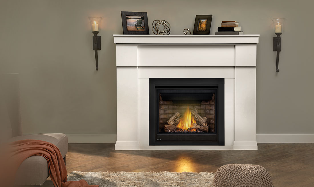 Gas Fireplaces in Berks County