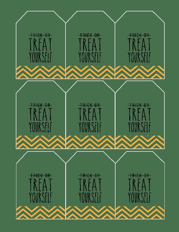 Halloween Gift Tags Free Printable Short Stop Designs