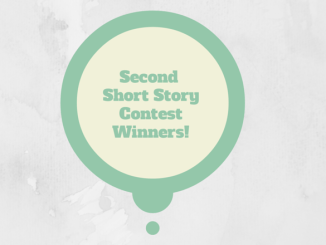 Second Short StoryContestWinnters!