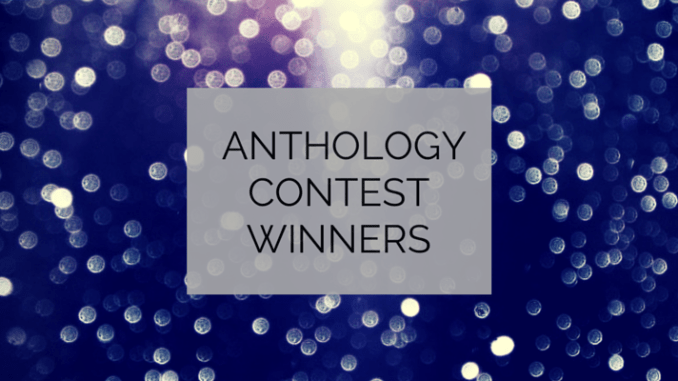 SHORT STORY ANTHOLOGY CONTEST WINNERS