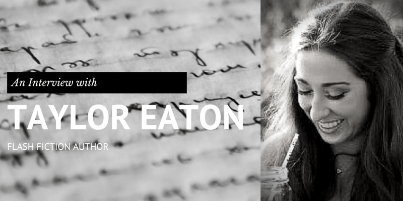 An Interview with Taylor Eaton