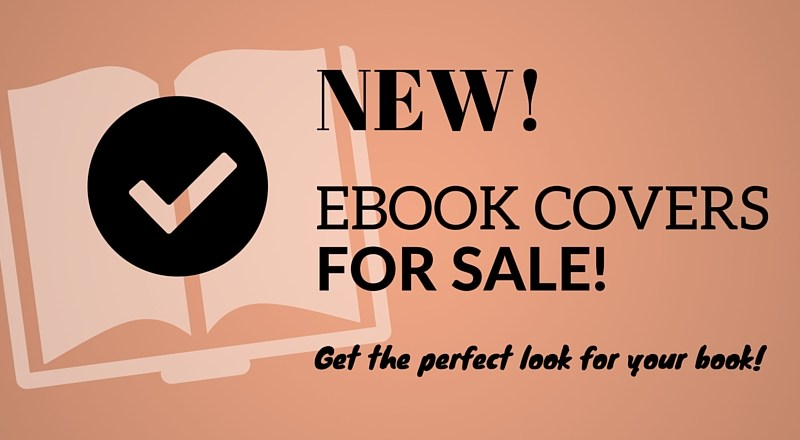 New: Ebook Covers for Sale!