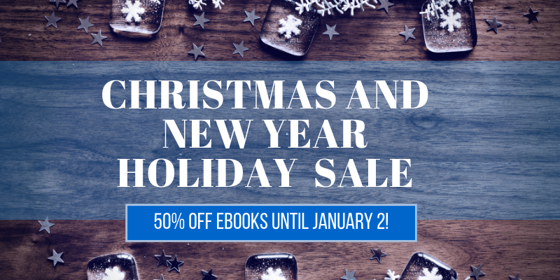 Holiday Sale Thru January 2!