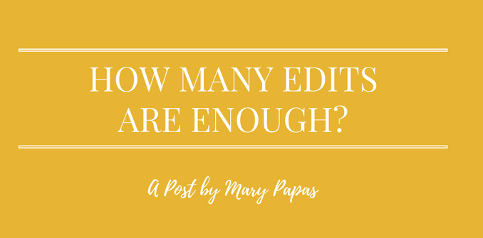 how-many-edits-are-enough