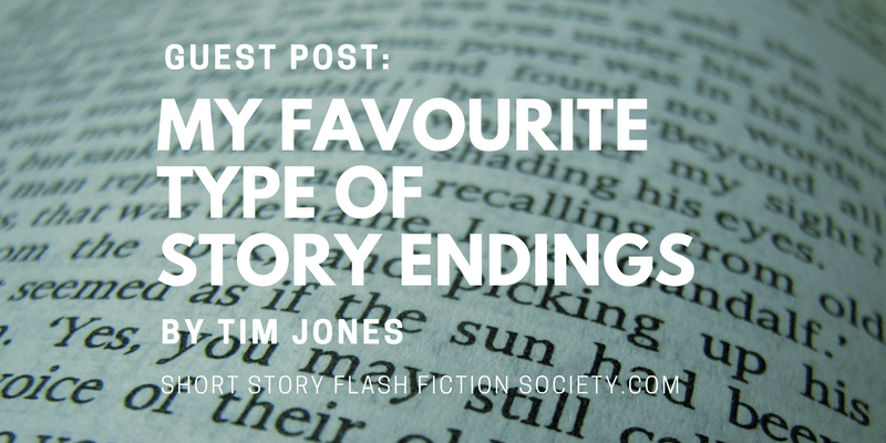 My Favourite Type of Story Ending: A Guest Post by Tim Jones