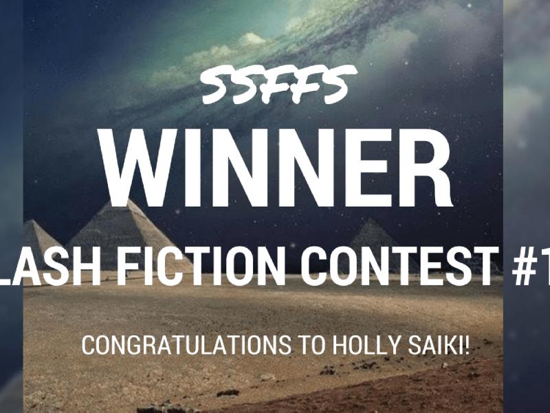Winner of Flash Fiction Contest #13!