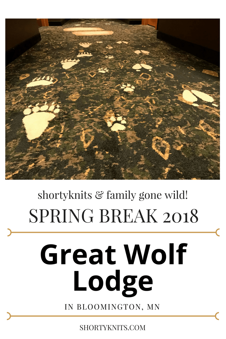 Spring Break Great Wolf Lodge