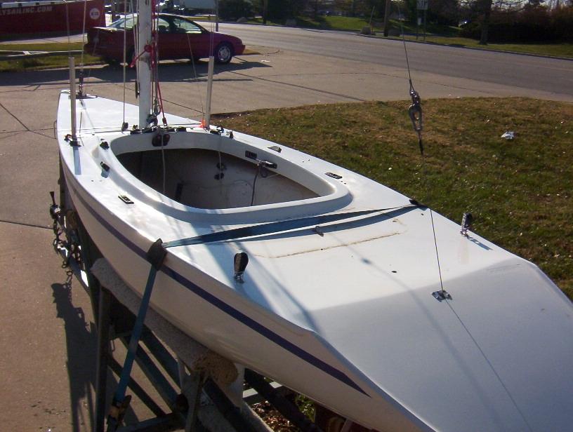 Millimeter Mini 12 Sailboat
