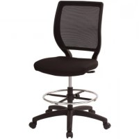 Fabric Armless Office Chairs With Wheels Images 67 | Chair ...