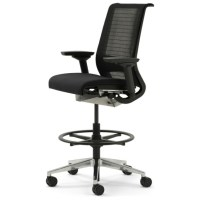 High Back Drafting Tall Office Chairs For Standing Desks ...