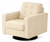 White Leather Club Chairs Swivel Images 14 | Chair Design