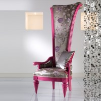 Baroque High Backed Throne Chair Queen Images 08 | Chair ...