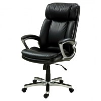 Executive Leather Office Chair Lane Chairs Staples Sams ...