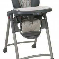 Graco Slim Spaces High Chair Reupholster Dining | Design