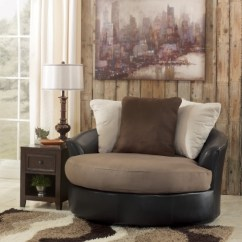 Earth Executive Vip Tall Directors Chair Desk Home Goods Declain Oversized Swivel Accent In Sand Ashley Furniture Photo 77 | Design