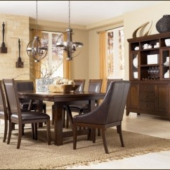Counter Height Chairs With Arms Made Out Of Pallets Ashley Furniture Kitchen Table And Hyland 5 Piece Rectangular Ideas ...