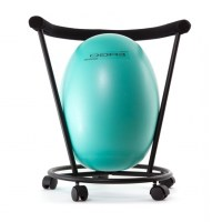 Adjustable Back Exercise Yoga Ball Office Chair Pictures ...