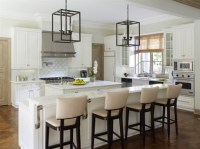 High Chairs For Kitchen Island With Elegant Kitchen ...