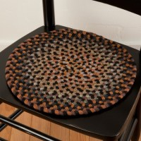 Braided Chair Pads For Kitchen Chairs   Chair Design