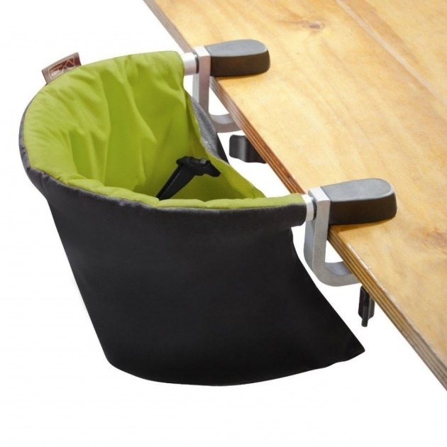 portable baby high chair hook on rustic farm table and chairs that attaches to 2019 | design