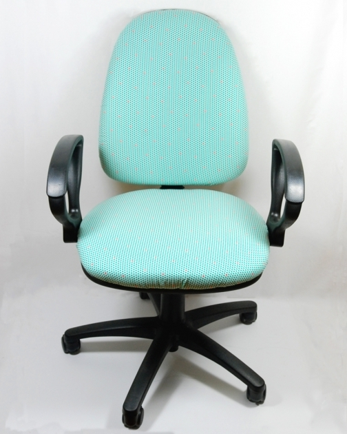 reupholster office chair with arms white covers black sash teal january 2019   design