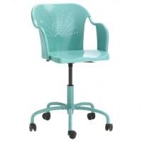 Roberget Swivel Teal Office Chair Gray Ikea Photo 95 ...