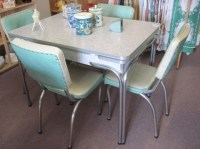 Turquoise Kitchen Chairs Dinette Sets Photo 79 | Chair Design