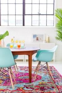 Turquoise Kitchen Chairs Ideas Photos 41 | Chair Design
