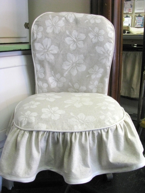 gray patio chair covers kerry diy office slipcover patterns parsons pictures 93   design