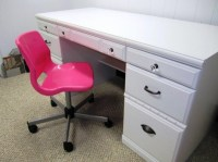 IKEA Desk Girls Office Chair Home Office Interiors Picture