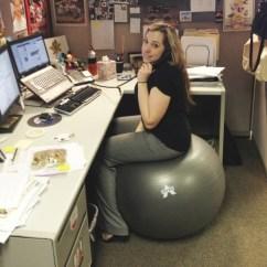 Ergonomic Chair Pros Canadian Tire Adirondack Covers Balance Ball Office | Design