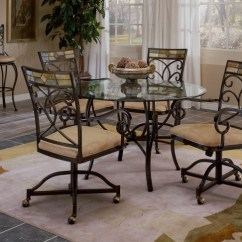 Office Chair Tall Person Chairs For Teen Rooms Wrought Iron Kitchen Chic Small Dining Room Design With Round Glass Table Photo 58 ...