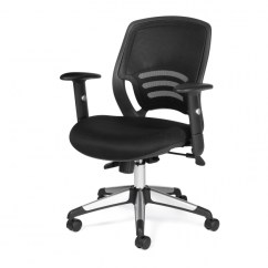 Realspace Fosner High Back Bonded Leather Chair Hardwood Mat Canada Office Depot Desk Chairs   Design