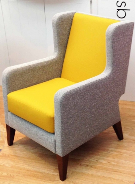 Astonishing Mustard Yellow Accent Chair Images  Chair Design
