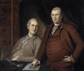 Gouverneur and Robert Morris