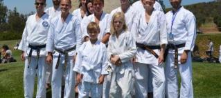 60-jarig jubileum Shotokan Karate of America