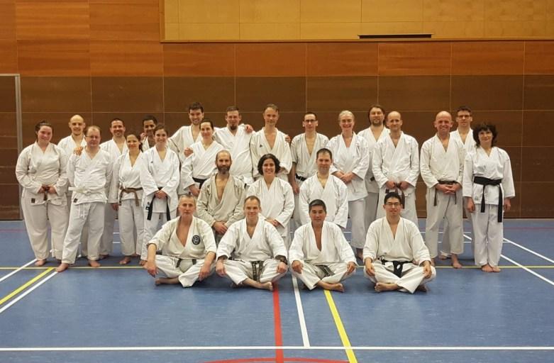 Special Training Nederland 2019