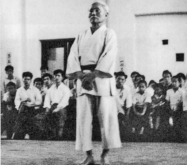 Shotokan Karate Magazine  Gichin Funakoshi