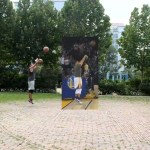 My Basketball Shooting Training with Stephen Curry's Shooting Form Video – Test 1