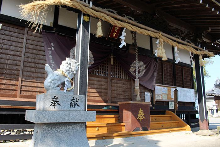 一方宮( 三嶋神社)