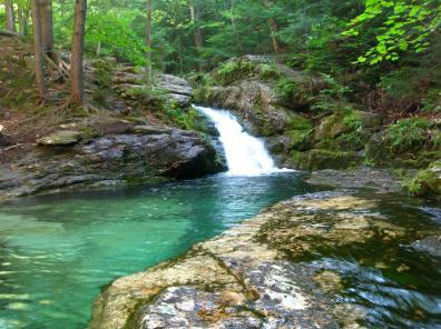 Rattlesnake Pool, White Mountain National Forest