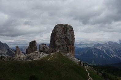 Cinque Torri, Nuvolau group, Dolomites