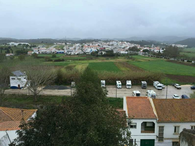 Day 5 - Raining in Old Aljezur