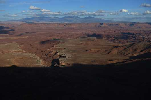 Island in the Sky views, Canyonlands National Park