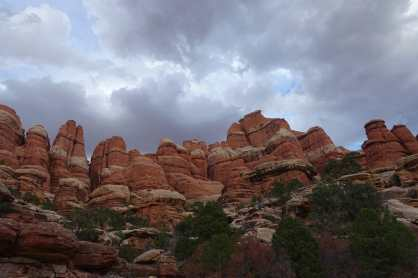 Elephant Canyon, The Needles District, Canyonlands National Park